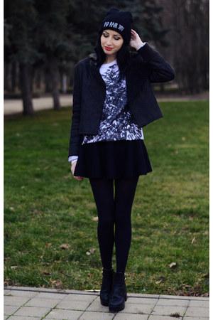 OASAP sweatshirt - OASAP skirt