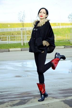 Canterburysheepskin boots