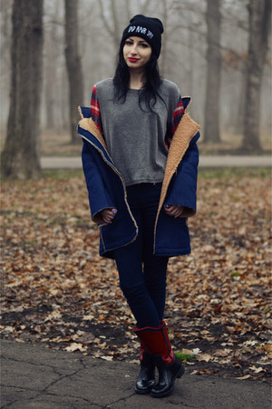 BangGood hat - BangGood hoodie