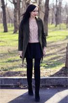 OASAP sweater - OASAP skirt