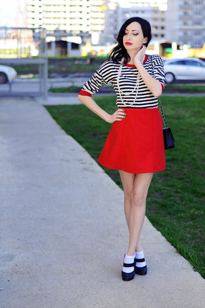 PERSUNMALL shirt - PERSUNMALL skirt