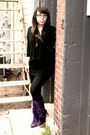 Purple-vintage-boots-black-converse-for-target-bag-black-necessary-objects-d
