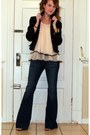 Love-story-j-brand-jeans-black-rampage-blazer-neutral-h-m-top-peep-toe-bou