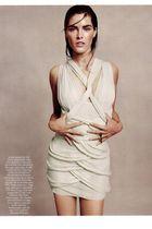 white Burberry Prorsum dress - silver Hannah Martin vs Hannah Marshall accessori