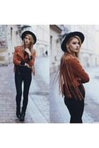 tawny StyleMoi jacket