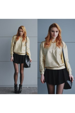 dark khaki modekungense blouse