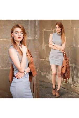 silver CNdirect dress