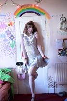 Primark top - Topshop skirt - new look shoes