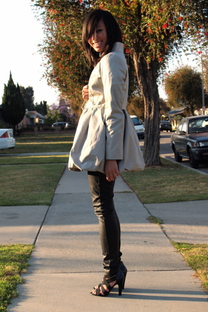 H&M coat - Urban Outfitters shirt - Urban Outfitters pants - Target shoes