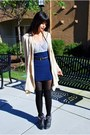 Dark-gray-h-m-boots-tan-forever-21-cardigan-navy-forever-21-skirt-black-ur