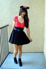 Red-forever-21-top-red-diy-minnie-mouse-headband-accessories-black-h-m-skirt