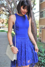 Lace-nordstrom-dress-chanel-bag-francescas-collections-bracelet