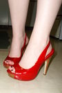 Red-jessica-simpson-shoes