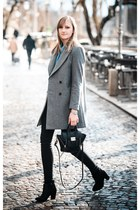 Zara coat - 31 Phillip Lim bag