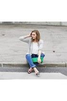 Diane Von Furstenberg bag - asos jeans