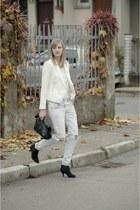 Zara blazer - Zara bag