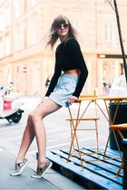 Zara shirt - 6ks shorts
