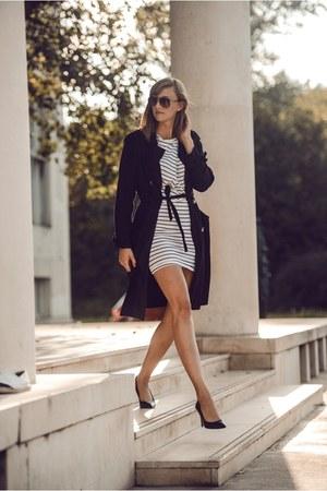 Dressign dress - Bershka heels