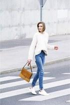hm jeans - Gap sweater