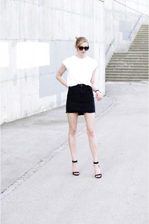 asos shirt - xxx skirt