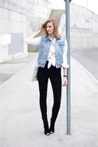 Zara shirt - asos pants