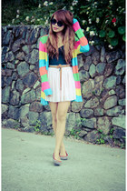 Nava skirt - cardigan