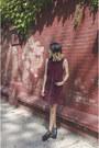 Zara-boots-forever-21-dress