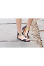 The-fashion-ninja-dress-my-hot-shoes-sandals
