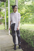 6ks pants - H&M blouse