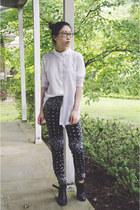 6ks pants - H&M blouse
