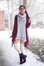 Madden-girl-boots-express-scarf-6ks-cardigan