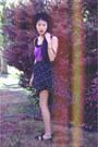 Black-oasap-skirt-amethyst-material-girl-top