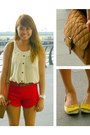 Sheer-top-nava-top-co-nina-de-roxas-bag-nava-shorts-yellow-bow-nava-flats