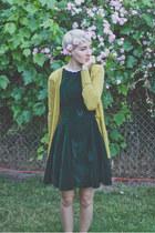 last chance cardigan - Vintage Thrifted dress