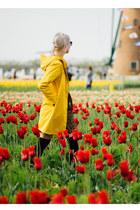 tiptoeing throught the tulips...