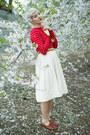 Vintage-shoes-vintage-sweater-vintage-skirt