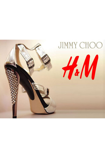 Jimmy Choo for H&M!!!
