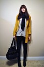 Black-flat-lace-up-aldo-boots-off-white-semi-sheer-knit-sparkle-fade-sweater
