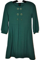 green Ezekiel dress