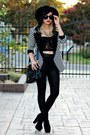Suede-sheinside-boots-checkered-my-design-blazer-romwe-bag