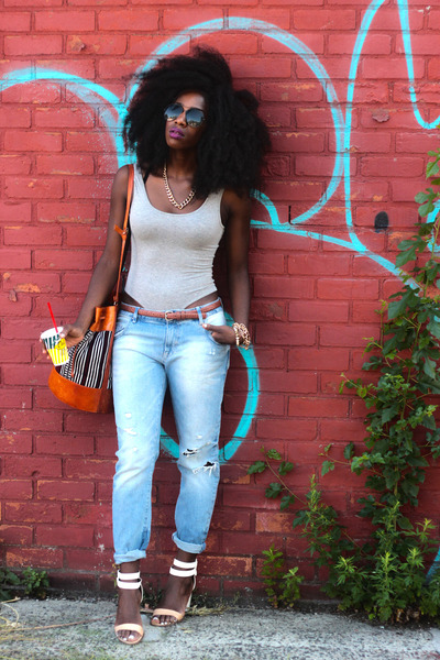 how to wear a bodysuit with jeans