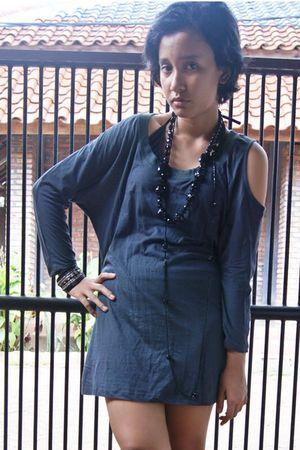 Gaudi blouse - DIY necklace - DIY accessories