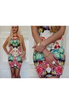 Sheinsidecom dress - H&M ring