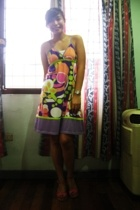 Roxy dress - Bayo shoes