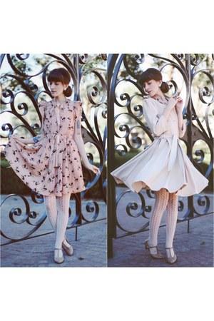 Chicwish dress - Darling coat