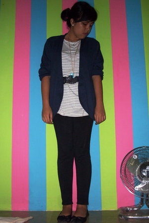 Greenhills jacket - top - Rico Salandanan leggings - random from Bangkok belt -
