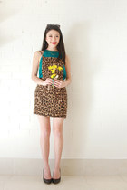 dark brown Maurie and Eve dress
