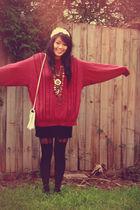 vintage sweater