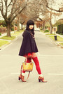 Pocket-boots-urban-outfitters-boots-vintage-dress-voodoo-tights-chicwishco