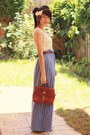Brown-vintage-bag-blue-maxi-robot-ninjas-skirt-brick-red-asos-belt-off-whi